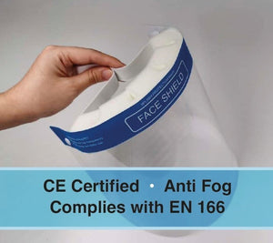 PPE Face Visor - Anti Fog