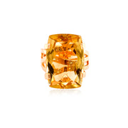 TRANSPARENZA Ring - Champagne Citrine / RG