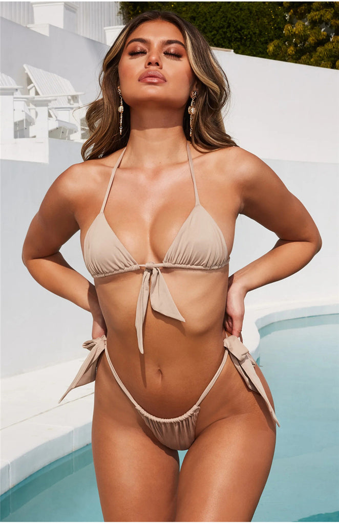 Sometimes Simple is Better! | Back To The Basics! | New 2020 Brazilian Bikinis | Fashion Blog