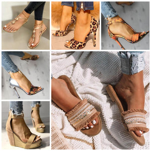 Sol Bikini High Heels Fashion, High Heels, Heels, Slides, Platform Wedge Shoes, SolBikini Fashion VLog