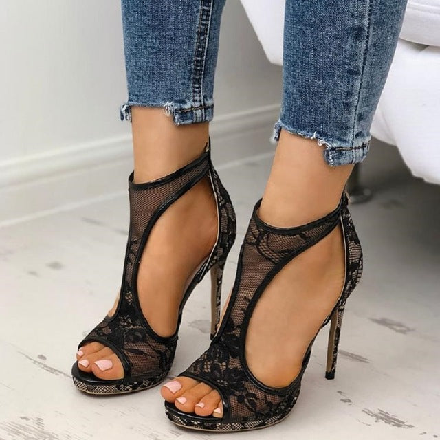 Sexy New For 2020 Summer & Winter Casual & Going Out Women's Fashion High Heel Pumps - SolBikini