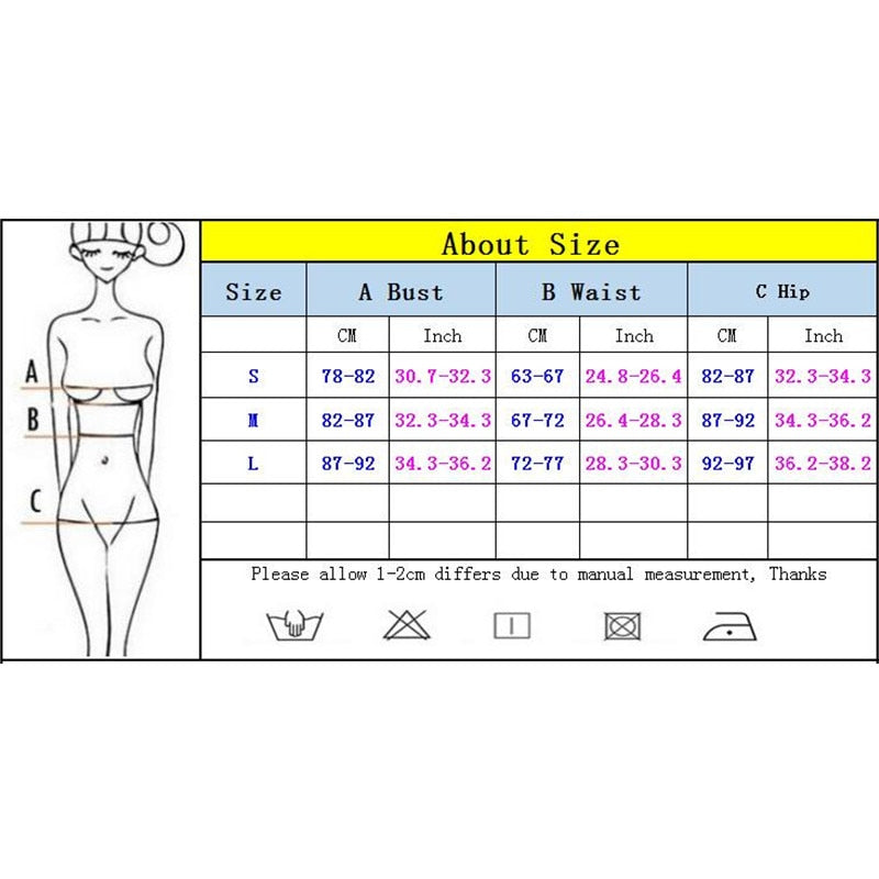 2020 Sexy Thong Micro Bikinis Swimsuits Solid Push up Swimwear Bikini set Brazilian Bathing Suit - SolBikini