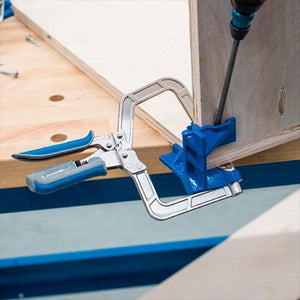Effecient 90-Degree Corner Clamp