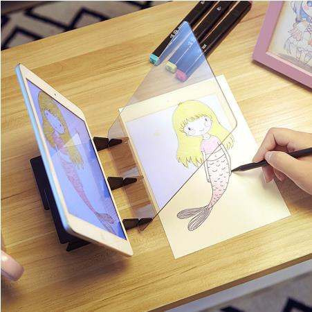 Easy Tracing Mirror