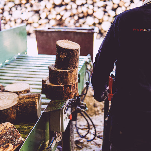 How long does it take for Firewood to dry?