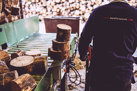 Logs for Sale Caerphilly
