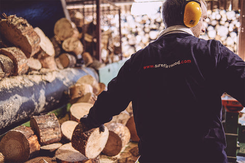 logs for sale Somerset