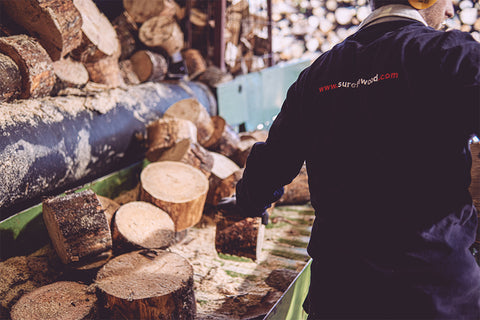 Logs for sale South Yorkshire