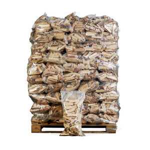 Kindling Medium Saver Pallet (from £1.62/bag - up to 120 Units per pallet)
