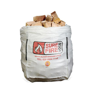 Special Offer Kiln Dried Firewood Jumbo Bag (£120/m3)