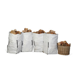 Kiln Dried Hardwood Barrow Bag (from £33.75/bag - 5 or 6 Units per Pallet)