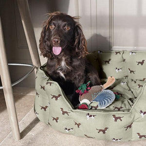 Pet Bed - Large - Spaniels