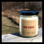 Mon Amour - Soy Wax Candle