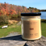 Oak - Soy Wax Candle