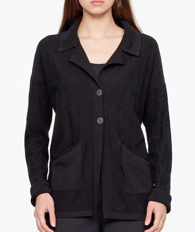 Circles pocket jacket
