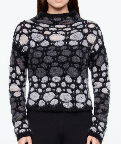 Big dots pullover - Mary Walter