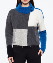 Color block cardi - Mary Walter