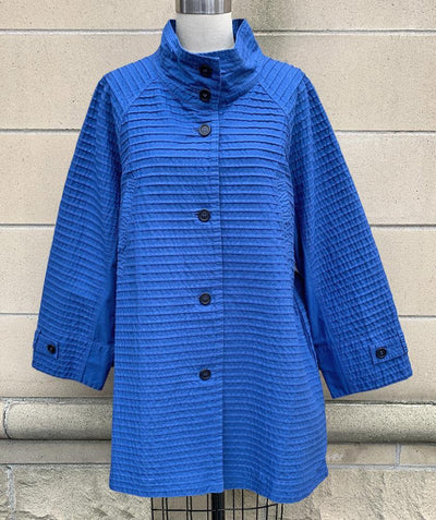 Cotton Saifu Jacket - Mary Walter