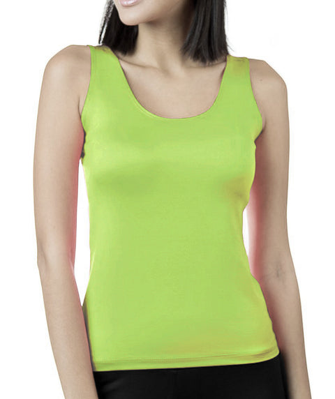 Reversible scoop to bateau neck tank