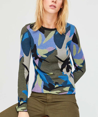 Ede Multicolor Pullover - Mary Walter