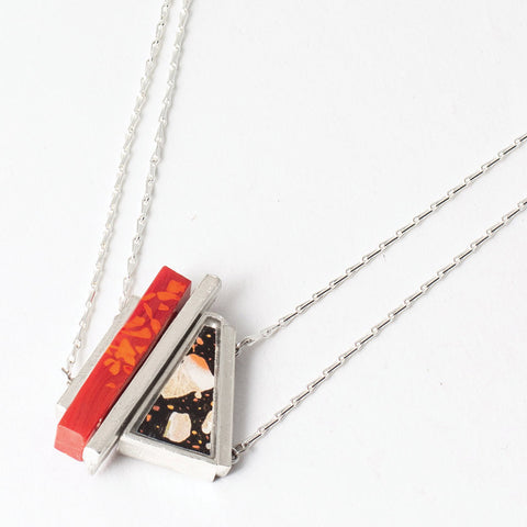 Fanelie Necklace Magma