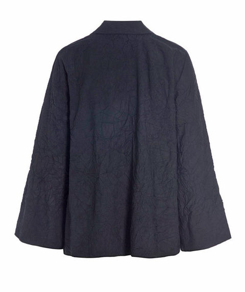 Crinkle Swing Jacket