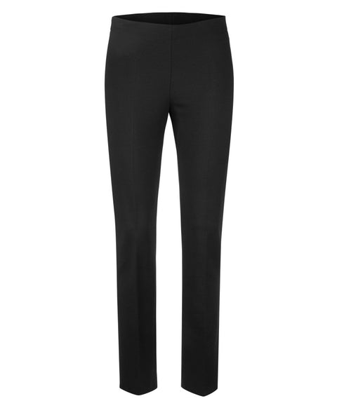 Essential pull on pant Black