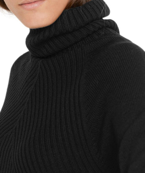 Turtleneck sweater dress - Mary Walter