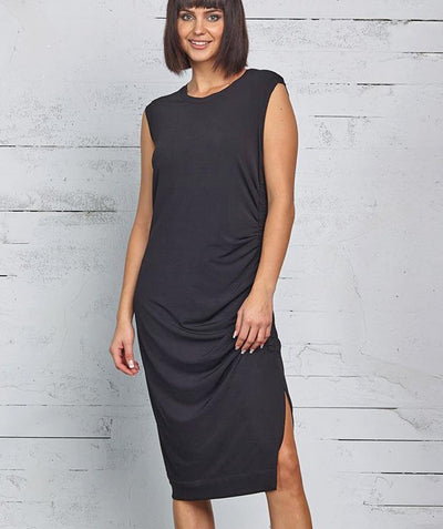 Ruched Tank Dress - Mary Walter