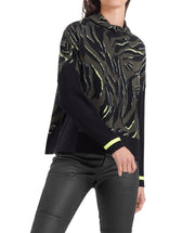 Abstract Animal pullover - Mary Walter