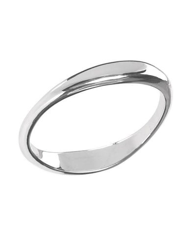 Curved Single Bangle Bracelet - Mary Walter