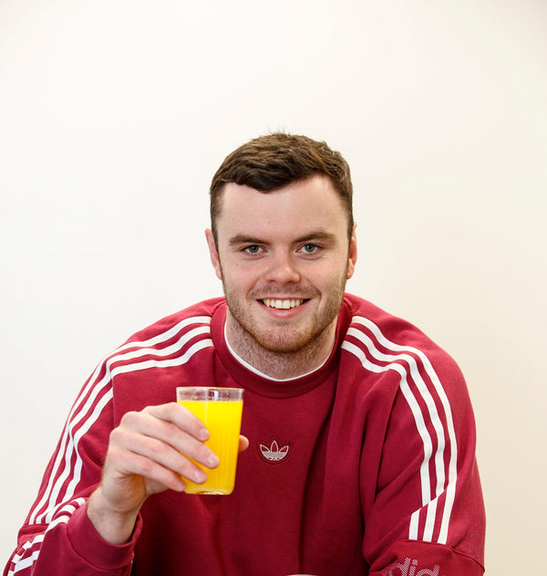 Revive Active announce rugby player James Ryan as Brand Ambassador for Zest Active