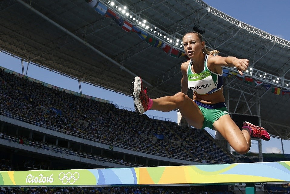 Article Image - Kerry O'Flaherty - An Irish Olympian
