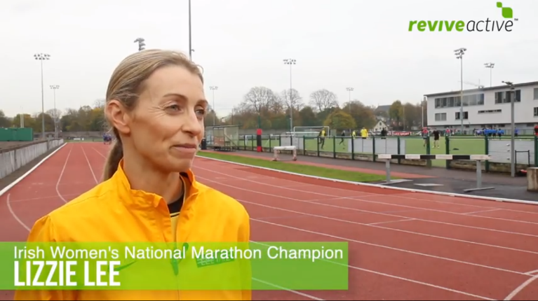 Lizzie Lee - Irish Woman's National Marathon Champion and Irish Olympian
