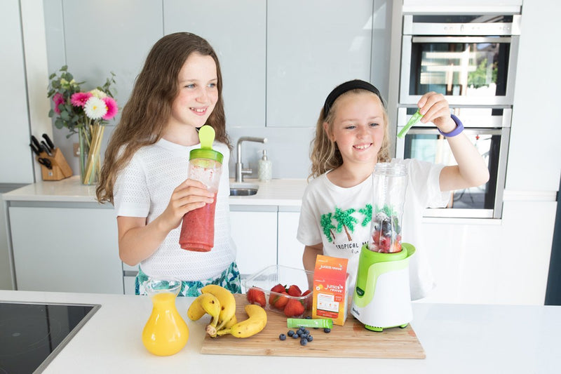 Revive Active - Mummy Cooks - Smoothie - Junior Revive - Supplement