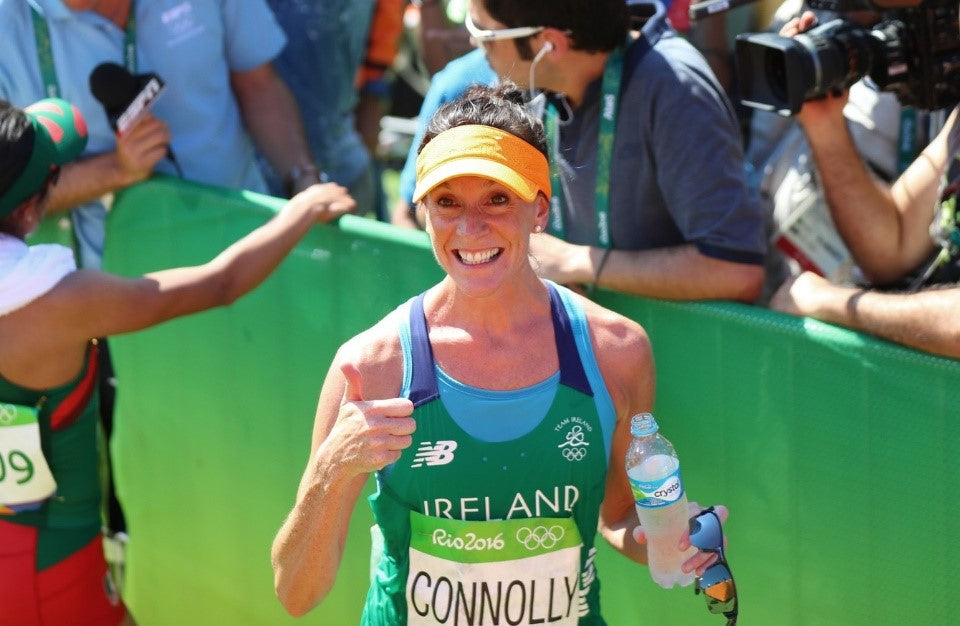 Article Image - Breege Connolly - An Irish Olympian