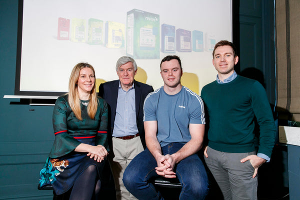 ZEST ACTIVE BRAND AMBASSADOR, JAMES RYAN, HOSTS PANEL DISCUSSION AT THE DEAN HOTEL