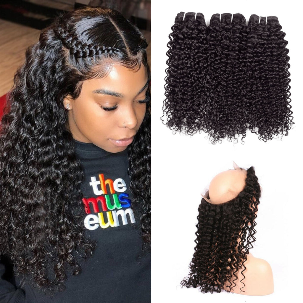 TRIO TISSAGE & LACE 360 DEEP CURLY