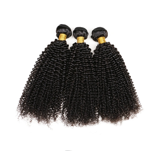 Tissage kinky curls virgin