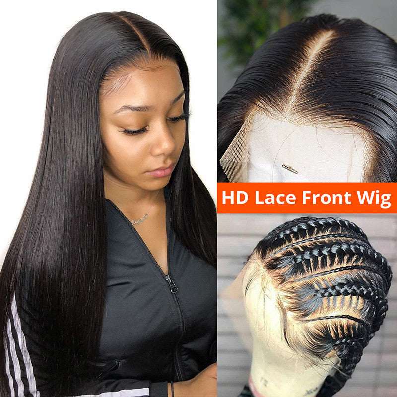 BELLA HD LACE - FRONTAL LACE ( perruque sur mesures )