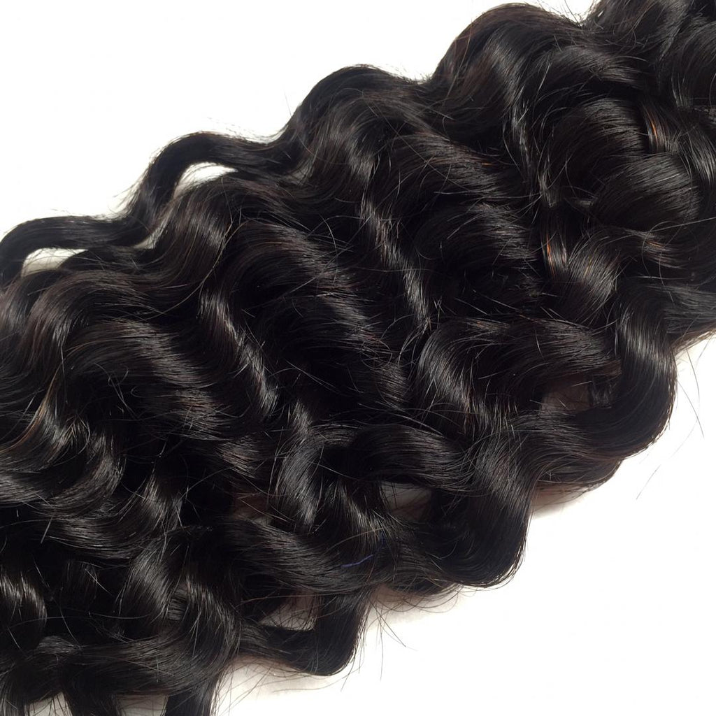 Tissage Italian curls virgin