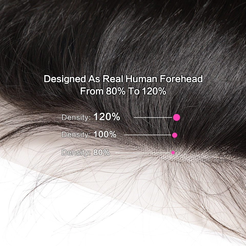LACE FRONTAL HD – LISSE