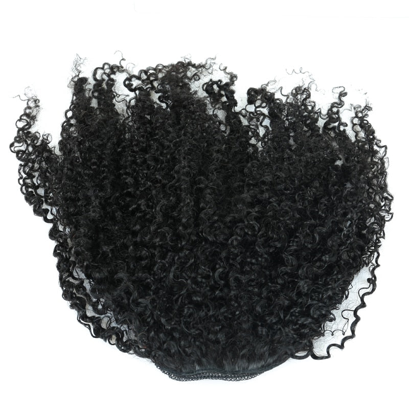 QUEUE DE CHEVAL NAPPY - PONYTAIL CLIP-IN KINKY CURLY  3B/3C - Brésiliennes