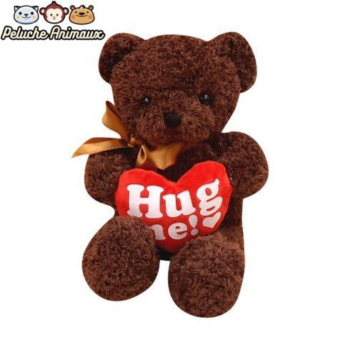 Peluche Ours Coeur