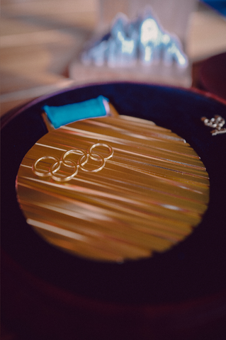 Medaille Jeux Olympiques