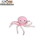 Peluche Poulpe<br/> Le Poulpe Rose - Peluche-Animaux