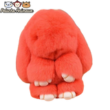 Peluche Lapin<br/>Le Lapin Rouge - Peluche-Animaux