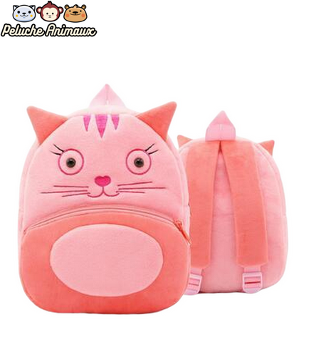 Peluche Chat<br/> Le Sac Chat - Peluche-Animaux