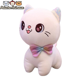 Peluche Chat<br/> Les Yeux Brillants - Peluche-Animaux