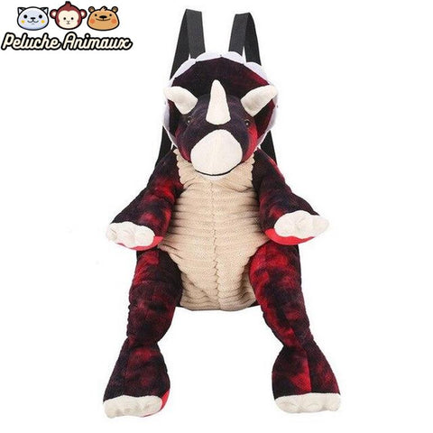 Peluche Dinosaure<br/> Le Sac Dino - Peluche-Animaux
